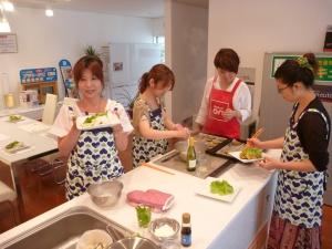 ニチカの IHお料理教室