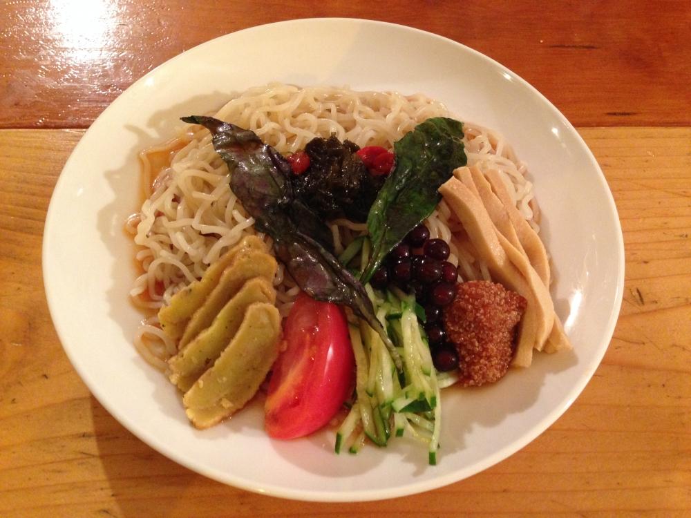 ������������䤷��� Vegan Cold Noodle 750��