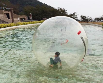 須磨浦山上遊園 バルーン