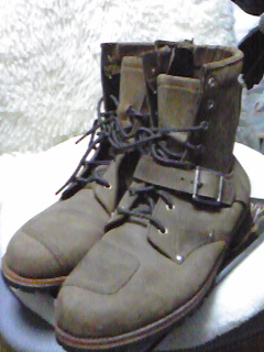corin製ライディングブーツ販売