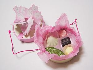 濱口さんからのバレンタインチョコ
