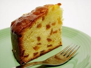 洋梨のケーキ
