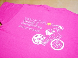トライアスロンTシャツ2010(背中)