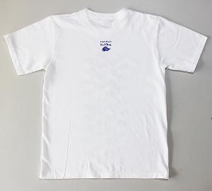 瑞雲Tシャツ裏