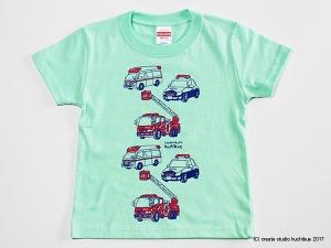 キッズTシャツ-ピーポー1