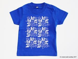 キッズTシャツ-トリ1