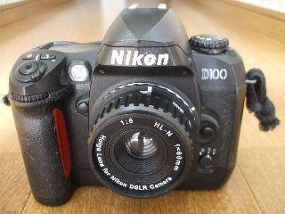 Nikon D100_HOLGA