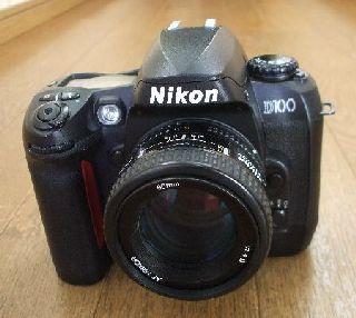 Nikon D100_NIKKOR 50D