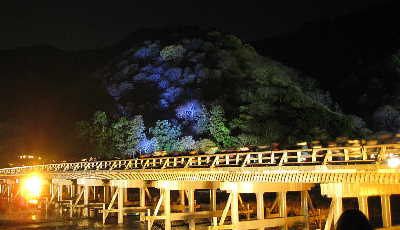 11'嵐山花灯路