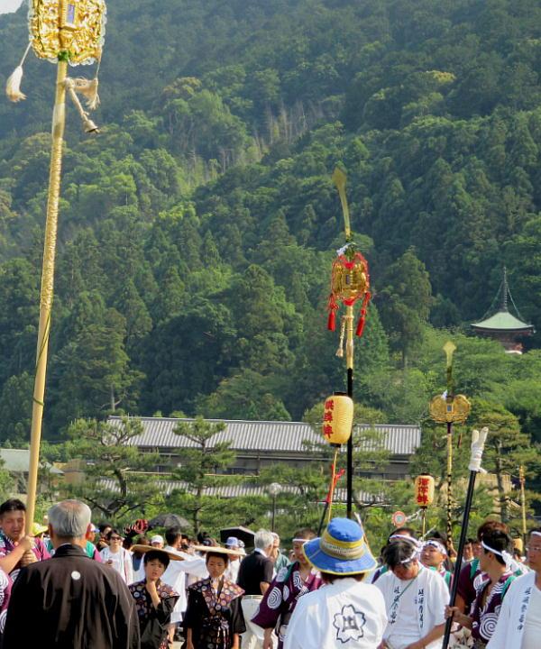 嵯峨祭,剣鉾