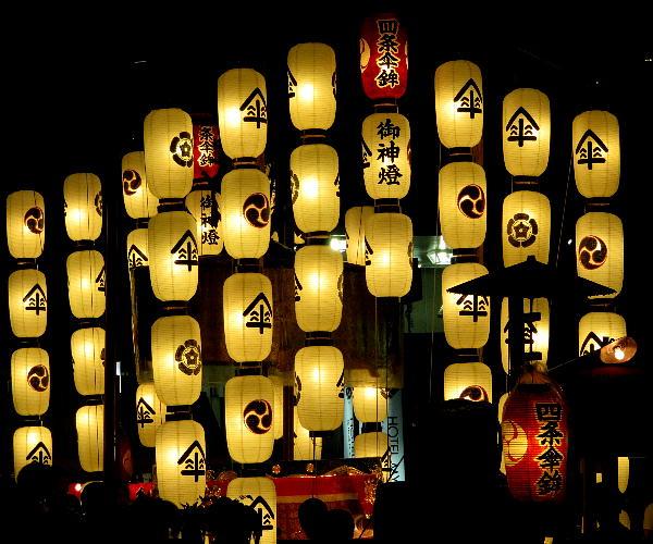 祇園祭、宵山