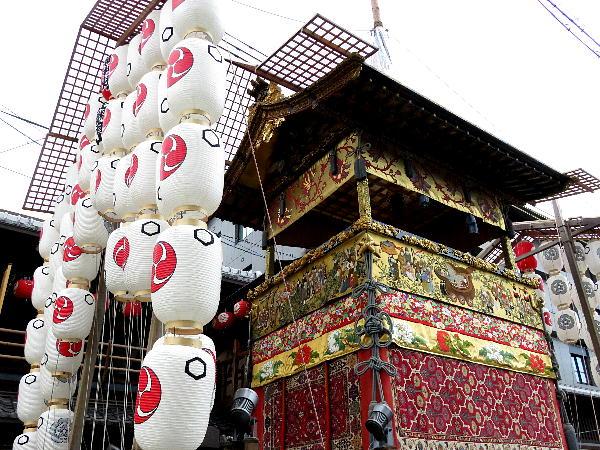祇園祭、後祭宵山