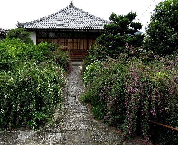 常林寺、萩