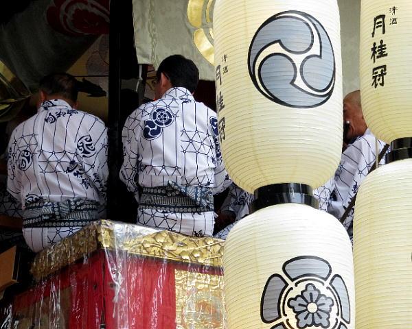祇園祭、、宵々山