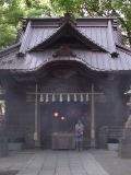 田無神社拝殿