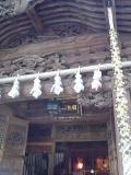 田無神社 彫刻