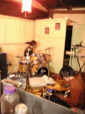 スタジオ小屋