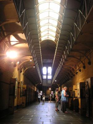 旧メルボルン刑務所