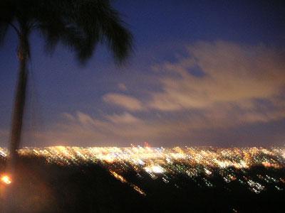 夜景@Mt.Coo-tha