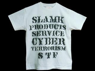 ストリートファッション スプレープリントTシャツ