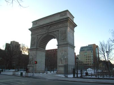 ワシントン広場