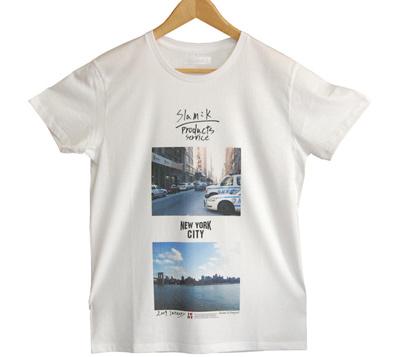 ニューヨークphoto Tシャツ