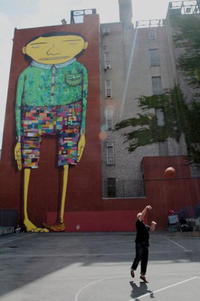 Futura x Os Gemeos NYC-01
