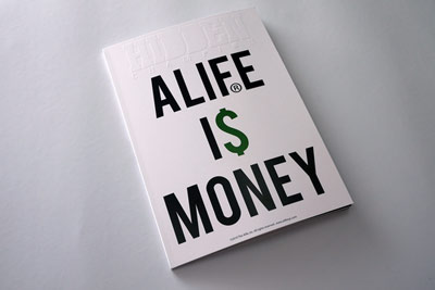 ALIFE X HIDDEN CHAMPION BOOK Vol.2