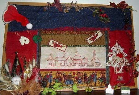 クリスマスボード