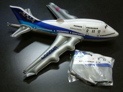 B747-400、JA8094