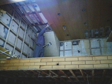 中国 上海 外灘 北外灘 アルトコーヒー 工場 実験室 内装 工事 開始