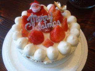 Kai Xin Guoカイシングオクリスマスケーキ