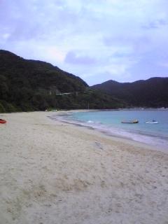 あはれんビーチ