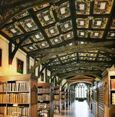 ボドリアン図書館