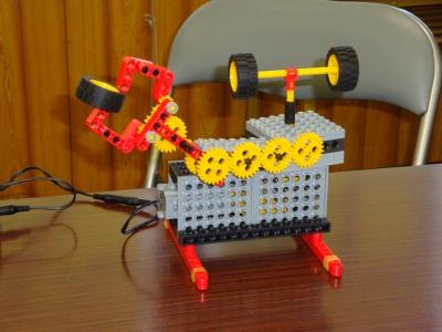 アームロボットその2