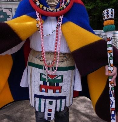 ンデベレ民族衣装2