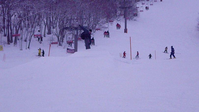 スノーボード1