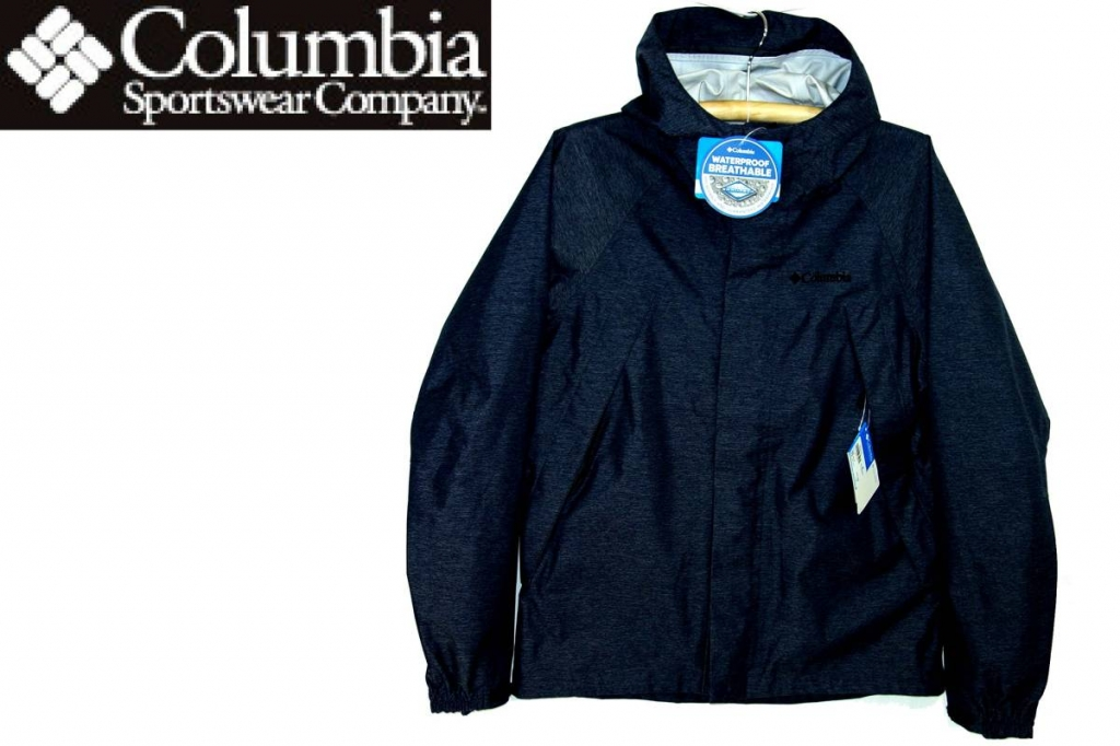 コロンビアColumbiaワバシュジャケットWABASHJacketPM5990アウトドアウエアー防水透湿オムニテック
