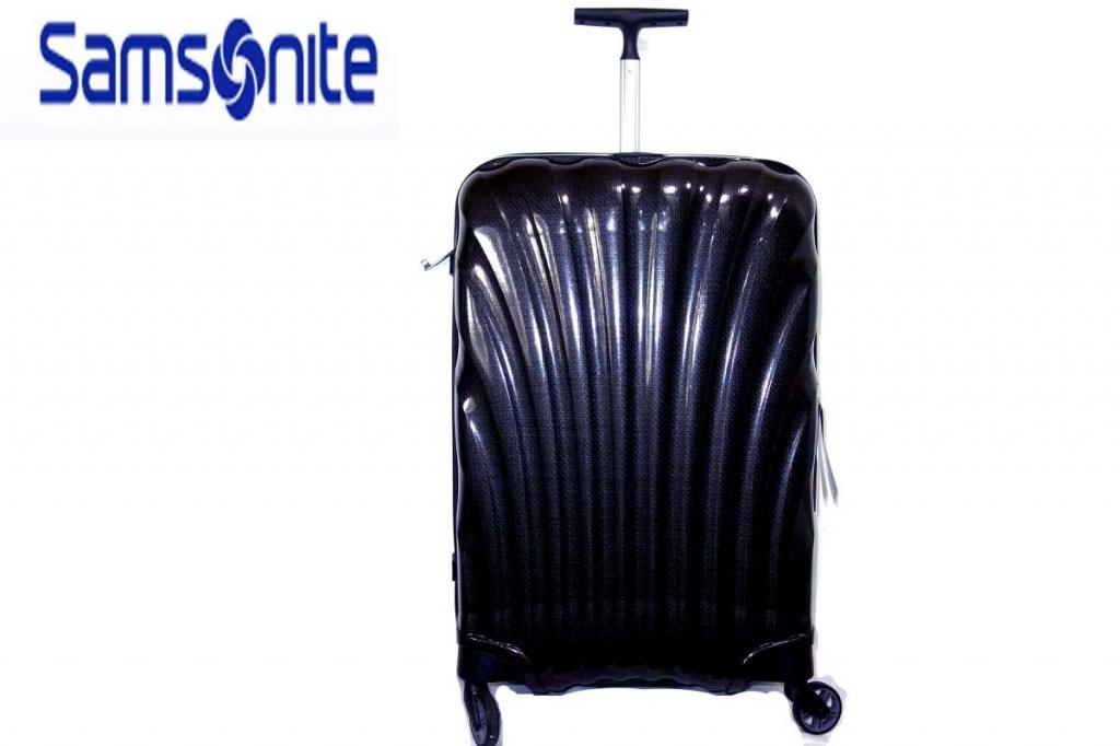 サムソナイトSamsoniteスーツケースコスモライトスピナー69L濃紺CosmoliteSPINNER超軽量衝撃耐性最強