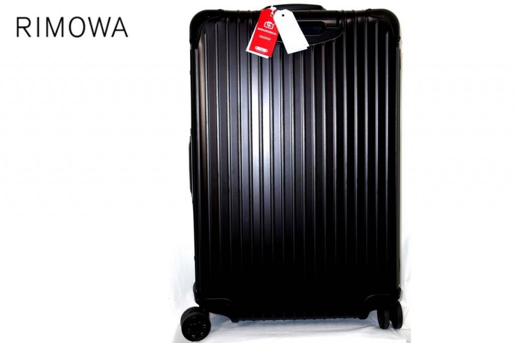 リモワRIMOWATOPAS STEALTH70 Electronic-TAGアルミニウムスーツケース