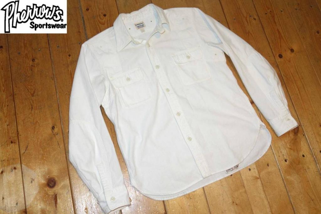 フェローズPherrows770WSワークシャツ