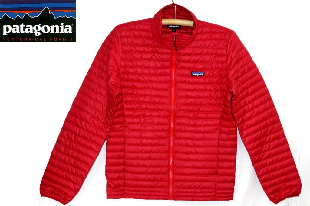 パタゴニアPATAGONIAダウンシャツジャケットDOWNSHIRT84745