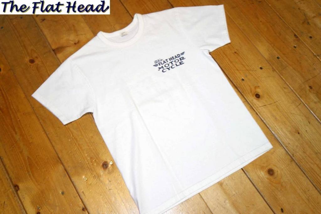 フラットヘッドTheFlatHeadアメカジ系Tシャツ