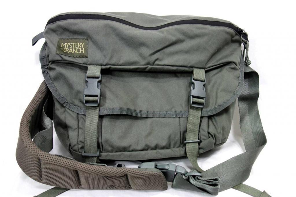 ミステリーランチMYSTERYRANCHインベーダーINVADERショルダーハーネスバッグ
