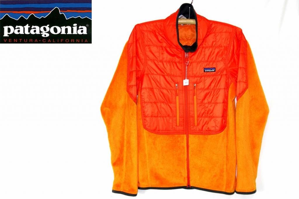 パタゴニアPATAGONIAナノパフハイブリッドジャケットM'sNanoPuffHybridJkt83320