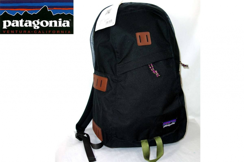 パタゴニアPATAGONIAアイアンウッドIRONWOODバックパックリュックサック48020黒