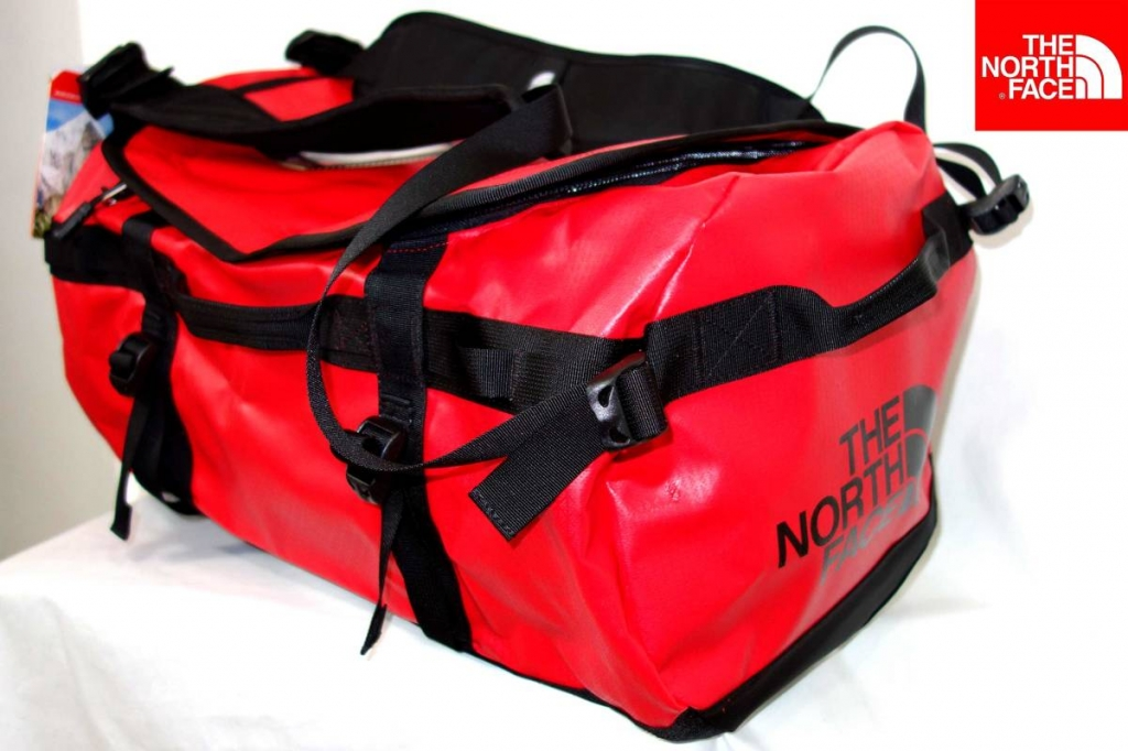 ノースフェイスTHENORTHFACEベースキャンプダッフルバッグBASECAMPDUFFELS50LCWW3バックパック赤