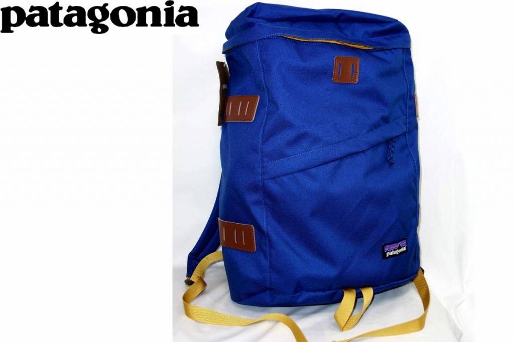 パタゴニアPATAGONIAトロミロパックTOROMIROPACK22L青バックパックリュックサック48015