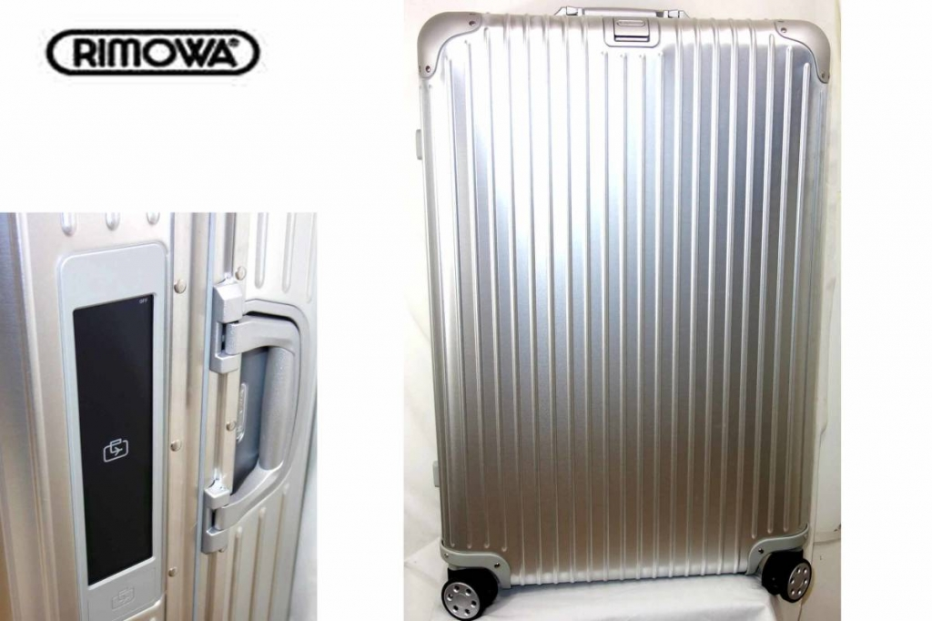 リモワRIMOWAトパーズ77TOPAS98L電子タグE-TAGスーツケースキャリーケース