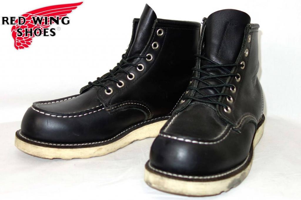 レッドウィングREDWING8179アイリッシュセッター黒61/2D